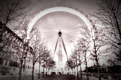 Air Cooled Chiller London Eye by Dunham-Bush Limited