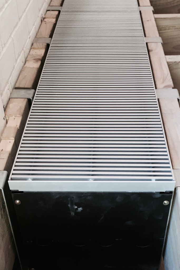Dunham-Bush Trench Heating